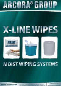 X-LINE WIPES TITELSEITE